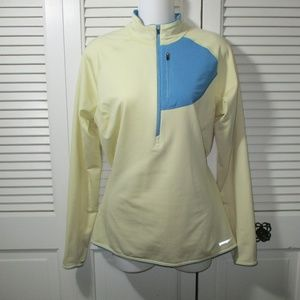 Patagonia 1/2 Zip Stretchy Pullover Med.